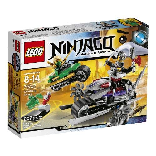 レゴ ニンジャゴー 6060919 LEGO Ninjago 70722 OverBorg Attack Toyレゴ ニンジャゴー 6060919