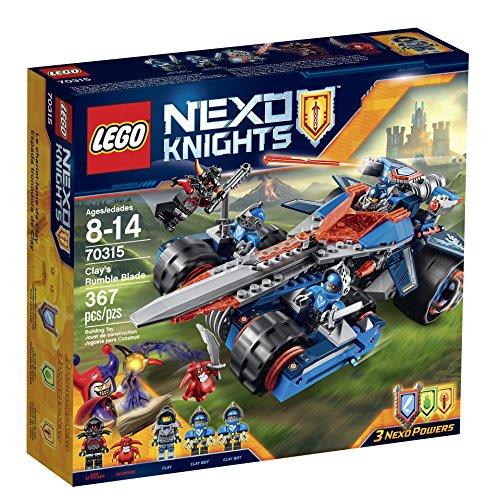 レゴ ネックスナイツ 6132508 LEGO NexoKnights Clay's Rumble Blade 70315レゴ ネックスナイツ 6132508