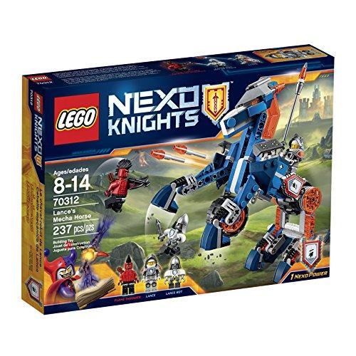 レゴ ネックスナイツ 6132501 【送料無料】LEGO NexoKnights Lance's Mecha Horse 70312レゴ ネックスナイツ 6132501