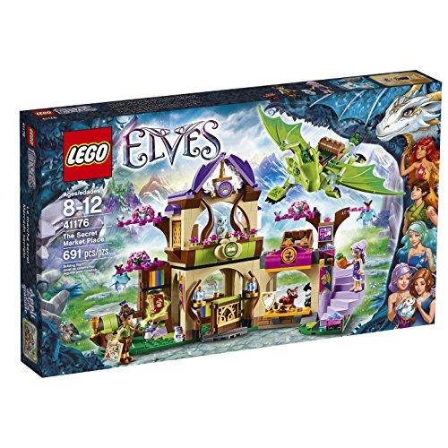 レゴ エルフ 6137009 LEGO Elves The Secret Market Place 41176レゴ エルフ 6137009