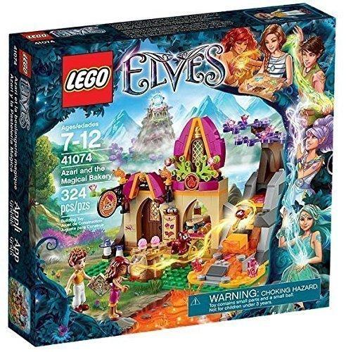 レゴ エルフ LEGO (324pcs) Elves Azari and The Magical Bakery Toy for Kids Figures Building Block Toysレゴ エルフ