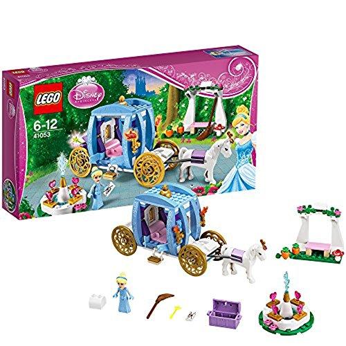 レゴ ディズニープリンセス 41053 【送料無料】Lego Disney Princess Cinderellas Dream Carriage 41053レゴ ディズニープリンセス 41053