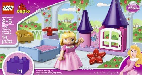 レゴ ディズニープリンセス 4653440 【送料無料】LEGO DUPLO Disney Princess Sleeping Beauty's Room 6151レゴ ディズニープリンセス 4653440