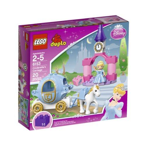 レゴ ディズニープリンセス 4653458 LEGO DUPLO Disney Princess Cinderella's Carriage 6153レゴ ディズニープリンセス 4653458