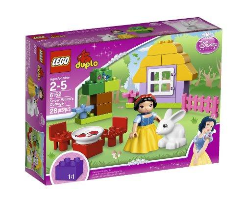 レゴ ディズニープリンセス 4653444 LEGO DUPLO Disney Princess Snow White's Cottageレゴ ディズニープリンセス 4653444