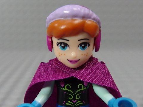 レゴ ディズニープリンセス dp016 【送料無料】LEGO Minifig Disney Princess_016 Anna_Aレゴ ディズニープリンセス dp016