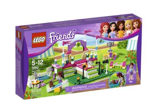レゴ フレンズ 4653162 LEGO Friends Heartlake Dog Show 3942レゴ フレンズ 4653162