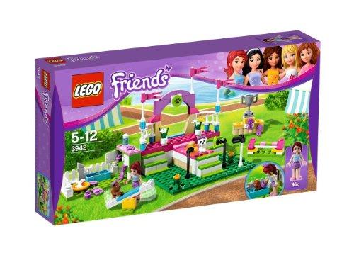 レゴ フレンズ 308278 LEGO Friends Heartlake Dog Show - 3942.レゴ フレンズ 308278