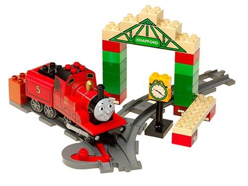 レゴ デュプロ 5552 LEGO DUPLO Thomas & Friends - James at Knapford Stationレゴ デュプロ 5552