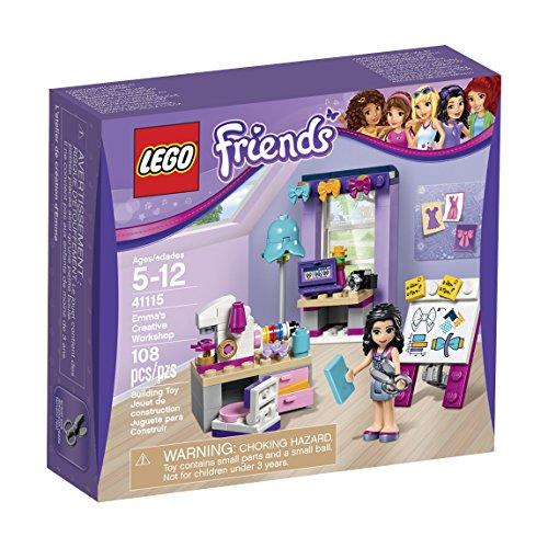 レゴ フレンズ 6135774 【送料無料】LEGO Friends Emma's Creative Workshop 41115レゴ フレンズ 6135774