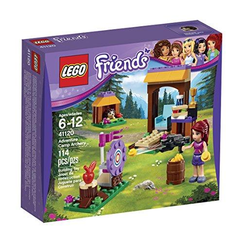 上質で快適 レゴ フレンズ 6135843【送料無料 6135843】LEGO Friends Adventure Camp Camp Archery 41120レゴ 41120レゴ フレンズ 6135843, たなかや:341d360d --- kventurepartners.sakura.ne.jp