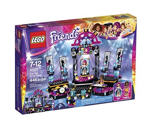 レゴ フレンズ 6099680 LEGO Friends 41105 Pop Star Show Stage Building Kitレゴ フレンズ 6099680, マザーガーデン アウトレット 61b099d0