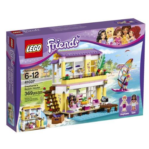 レゴ フレンズ 6059305 LEGO Friends 41037 Stephanie's Beach House, 369 Pcsレゴ フレンズ 6059305