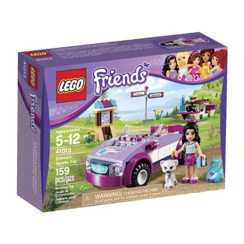 レゴ フレンズ 6024537 LEGO Friends Emma's Sports Car (41013)レゴ フレンズ 6024537