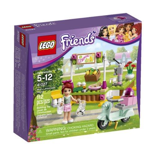 【お気に入り】 レゴ フレンズ 6059296【送料無料】LEGO Friends レゴ 41027 Mia's Lemonade 6059296 41027 Standレゴ フレンズ 6059296, クリヤマムラ:b822cff5 --- kventurepartners.sakura.ne.jp