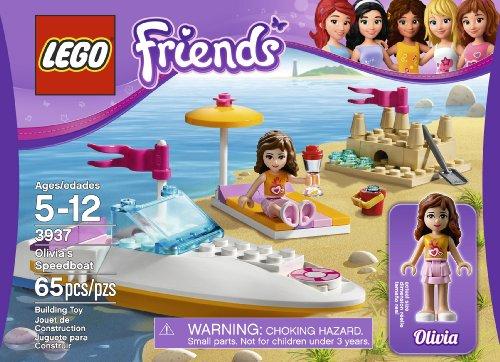 レゴ フレンズ 4653153 LEGO Friends 3937 Olivia's Speedboatレゴ フレンズ 4653153