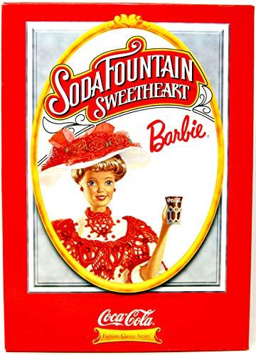 バービー バービー人形 日本未発売 15762 Barbie Mattel Soda Fountain Sweetheart Coca Cole 1stバービー バービー人形 日本未発売 15762