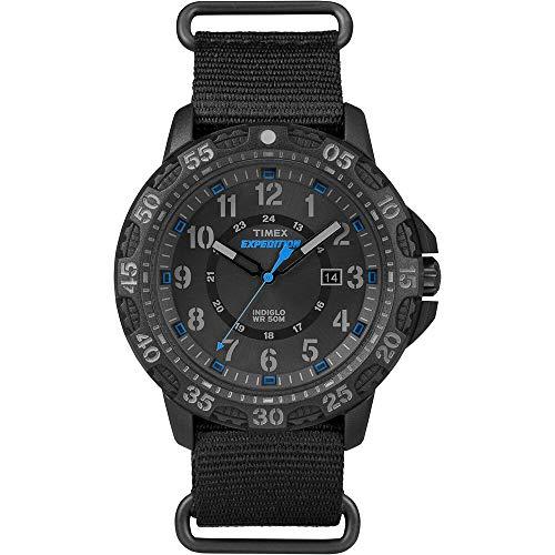 タイメックス 腕時計 レディース TW4B03500JV Timex Expedition Gallatin Black One Sizeタイメックス 腕時計 レディース TW4B03500JV