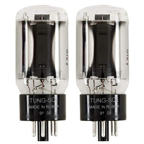 真空管 ギター・ベース アンプ 海外 輸入 Tungsol Reissue 6L6GC Power Tube, Apex Matched Pair真空管 ギター・ベース アンプ 海外 輸入