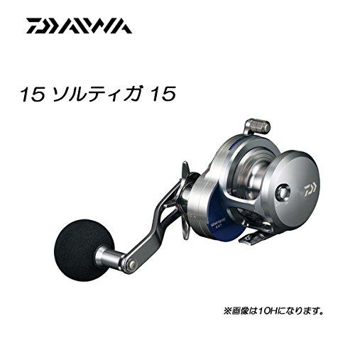 リール Daiwa ダイワ 釣り道具 フィッシング 998604 【送料無料】Daiwa SALTIGA 15リール Daiwa ダイワ 釣り道具 フィッシング 998604