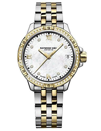 レイモンドウィル 腕時計 レディース スイスの高級腕時計 5960-SPS-00995 【送料無料】Raymond Weil Women's 5960-SPS-00995 Tango Analog Display Quartz Two Tone Watchレイモンドウィル 腕時計 レディース スイスの高級腕時計 5960-SPS-00995