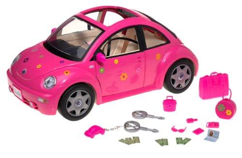 バービー バービー人形 日本未発売 プレイセット アクセサリ 074299282614 Barbie Volkswagen New Beetle PINK Mattel 28261バービー バービー人形 日本未発売 プレイセット アクセサリ 074299282614