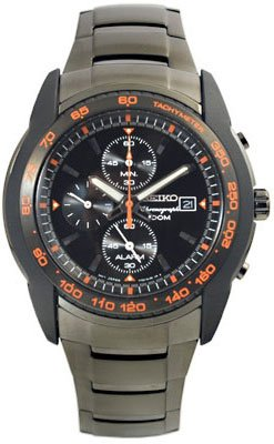セイコー 腕時計 メンズ SNAB97 Seiko Men's SNAB97 Stainless Steel Analog with Black Dial Watchセイコー 腕時計 メンズ SNAB97