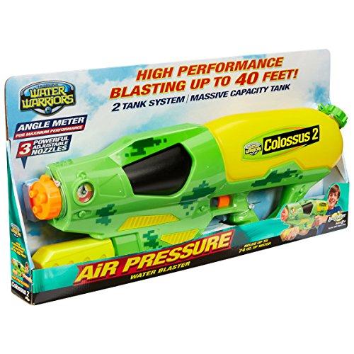 バズビー 水鉄砲 アメリカ 直輸入 ウォーターガン 14900 【送料無料】Buzz Bee Toys Water Warriors Colossus 2 Water Blasterバズビー 水鉄砲 アメリカ 直輸入 ウォーターガン 14900