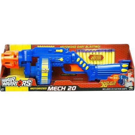 バズビー ブラスター アメリカ 直輸入 ソフトダーツ Buzz Bee Toys Air Warriors Mech 20 Blasterバズビー ブラスター アメリカ 直輸入 ソフトダーツ