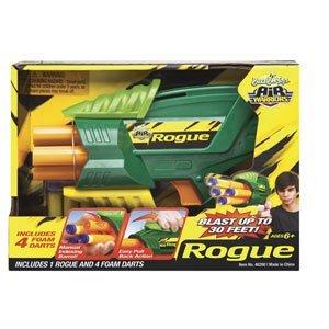 バズビー ブラスター アメリカ 直輸入 ソフトダーツ 【送料無料】Buzz Bee Toys Air Warriors Rogue with Foam Dartsバズビー ブラスター アメリカ 直輸入 ソフトダーツ