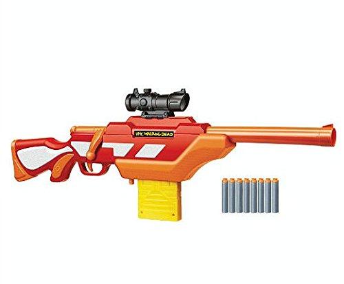 バズビー ブラスター アメリカ 直輸入 ソフトダーツ 【送料無料】Buzz Bee Air Warriors The Walking Dead Andrea's Rifle Dart Blasterバズビー ブラスター アメリカ 直輸入 ソフトダーツ