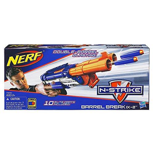ナーフ エヌストライク アメリカ 直輸入 エリート 18611 Hasbro Nerf Barrel Break IX-2 N-Strike Blasterナーフ エヌストライク アメリカ 直輸入 エリート 18611