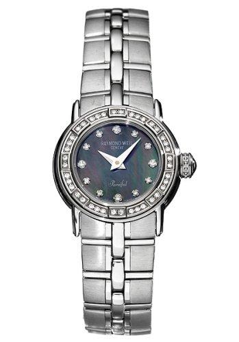 レイモンドウィル 腕時計 レディース スイスの高級腕時計 9641-STS-97281 【送料無料】Raymond Weil Women's Swiss Quartz Stainless Steel Dress Watch(Model: 9641-STS-97281レイモンドウィル 腕時計 レディース スイスの高級腕時計 9641-STS-97281