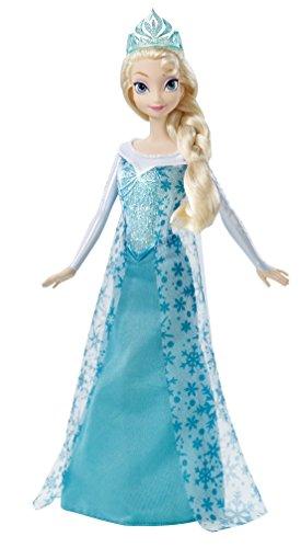アナと雪の女王 アナ雪 ディズニープリンセス フローズン Y9960 Mattel Disney Frozen Sparkle Princess Elsa Dollアナと雪の女王 アナ雪 ディズニープリンセス フローズン Y9960