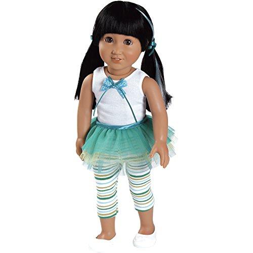 アドラベビードール 赤ちゃん リアル 本物そっくり おままごと 20503012 Adora Friends Jasmine 18
