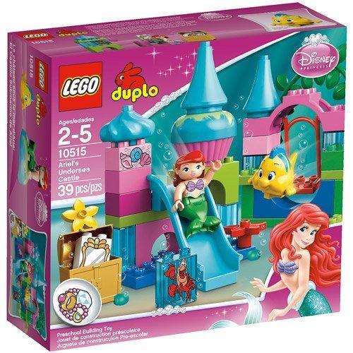 レゴ デュプロ LEGO DUPLO Princess Ariel Undersea Castle Play Seレゴ デュプロ