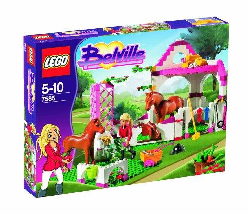 レゴ 168591 LEGO Belville Set #7585 Horse Stableレゴ 168591, L.K&Shop e9e08171