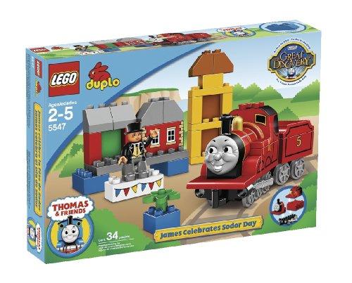 レゴ デュプロ 4540781 LEGO Duplo James Celebrates Sodor Day (5547)レゴ デュプロ 4540781