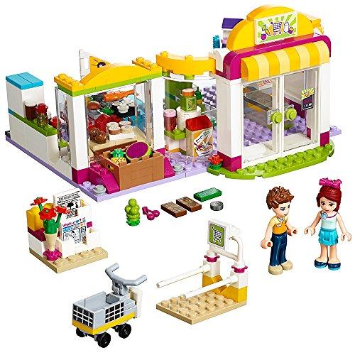 レゴ フレンズ 6135810 LEGO Friends Heartlake Supermarket 41118 Toy for 9-Year-Oldsレゴ フレンズ 6135810, ハイバラチョウ 2fa0c38f