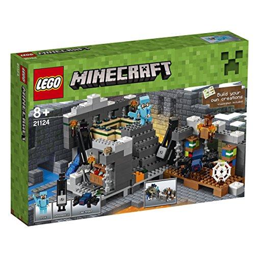 レゴ マインクラフト 21124 【送料無料】LEGO Minecraft 21124 - Das End-Portalレゴ マインクラフト 21124