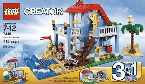 レゴ クリエイター 4654040 LEGO Creator 7346 Seaside Houseレゴ クリエイター 4654040
