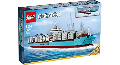 レゴ クリエイター 10241 【送料無料】LEGO Creator Set #10241 Maersk Line Triple-Eレゴ クリエイター 10241