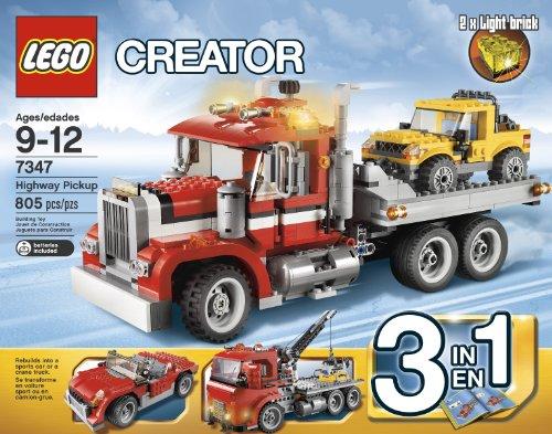 レゴ クリエイター 4654041 LEGO Creator 7347 Highway Pickupレゴ クリエイター 4654041