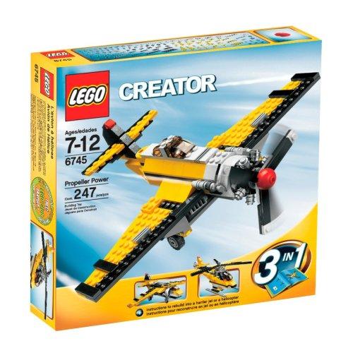 レゴ クリエイター 6745 6745 6745 LEGO Creator Propeller クリエイター Power (6745)レゴ クリエイター 6745, 笹かまぼこの佐々直:a1d5b393 --- m2cweb.com