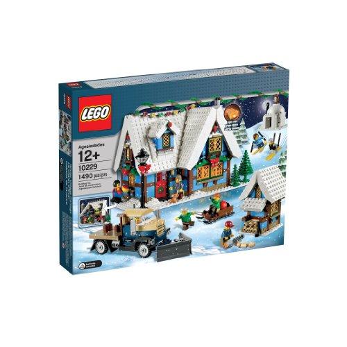 レゴ クリエイター 4657501 【送料無料】LEGO Creator Expert Winter Village Cottage 10229レゴ クリエイター 4657501