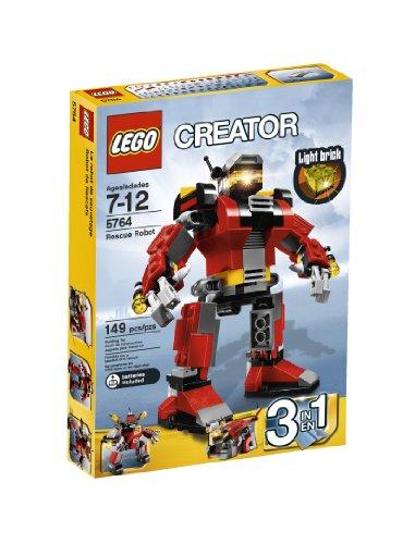 レゴ クリエイター 4610932 LEGO Creator Rescue Robot 5764レゴ クリエイター 4610932