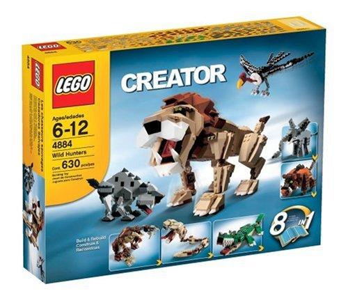レゴ クリエイター 4250316 LEGO Creator Wild Huntersレゴ クリエイター 4250316
