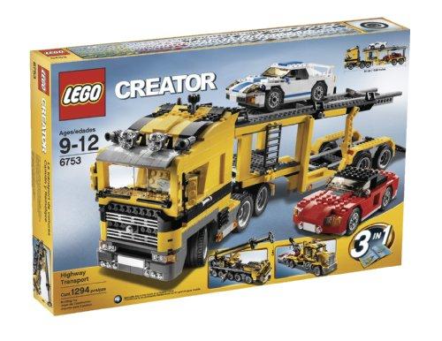 レゴ クリエイター 4539972 LEGO Creator Highway Transporter (6753)レゴ クリエイター 4539972