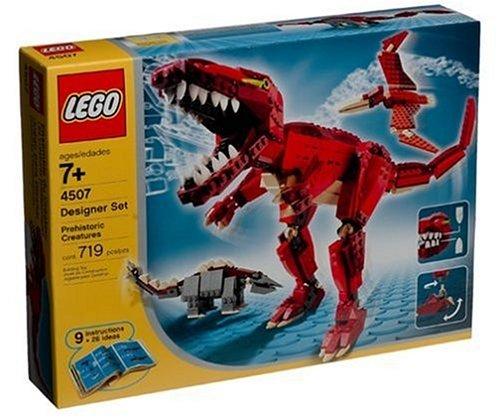 レゴ 4218302 【送料無料】Lego Make & Create Designer Prehistoric Creatures (4507)レゴ 4218302