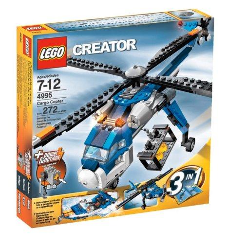 レゴ クリエイター 4995 LEGO Cargo Copterレゴ クリエイター 4995, 【国産】 92cd7ca6